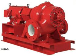 Bell & Gossett 1510 Configured Pump