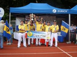 Barbados Flyin Fish are the Segway Woz Cup Champions 2009