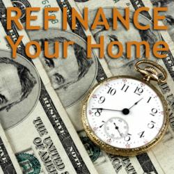 Time to refinance your home with low interest rates, home prices increasing and the Home Affordable Refinance Program