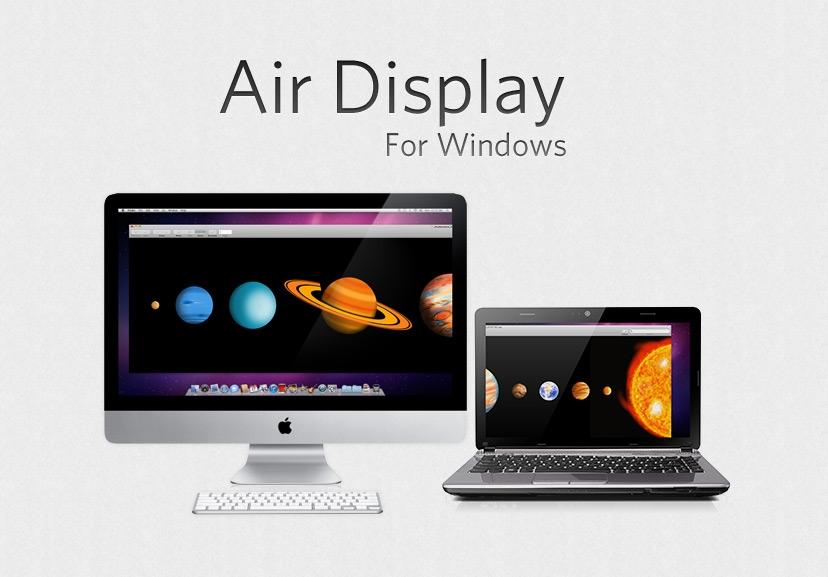 Air Display For Windows Crack
