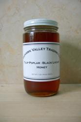 Tulip Poplar-Black Locust Honey