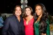 Scott Stapp, Jaclyn Stapp and Michelle Williams