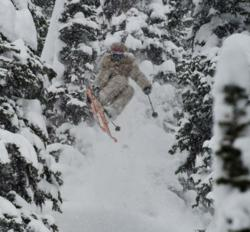 Heli-Skiing Sasquatch at CMH K2