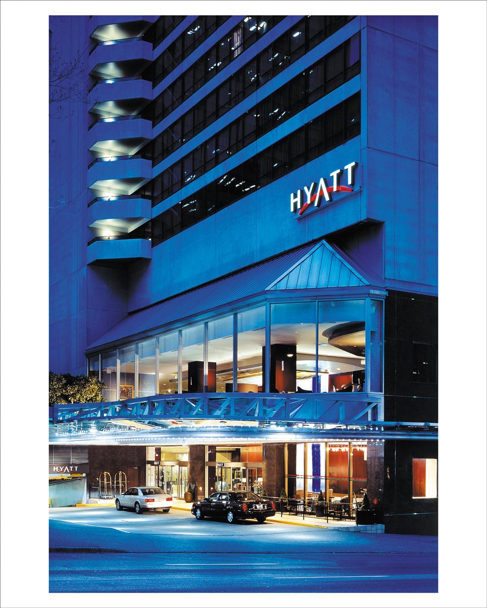 Hyatt Regency Vancouver S New Grain Tasting Bar Mixes