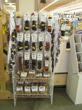 Up North Jerky Retail Rack