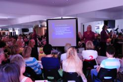 A sell out event for Dr Marilyn Glenville at Homefield Grange Detox Retreat