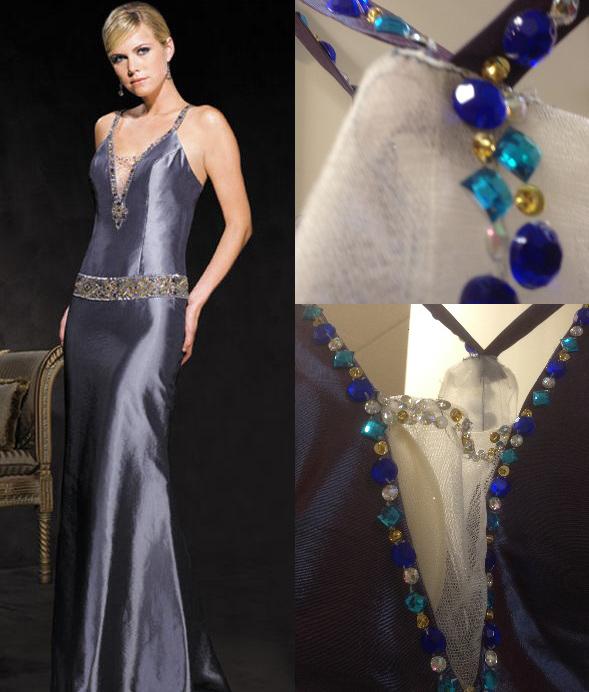 ordering prom dresses online