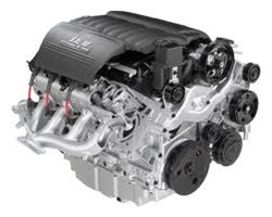 Rebuilt Chevy Trailblazer 5.3L Engines