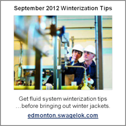 fluid system winterization