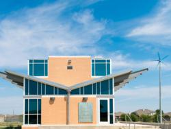 ... of North Texas' Zero Energy Lab is dedicated to energy efficiency