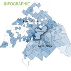 Access an interactive online map of each of the 237 municipalities' tax burdens