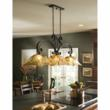 Uttermost Vetraio, 3-Lt Kitchen Island 21009. Lighting Fixtures