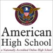 American Online High School Logo