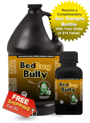 Bed Bug Bully Reviews >> MyCleaningProducts Releases its Green Bed Bug Killer, Offers it With 10% Discount