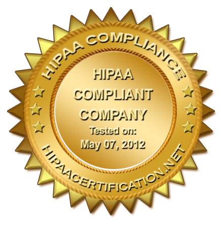 hipaa training certificate template - selected to provide hipaa certification