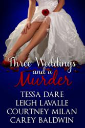 Three Weddings and A Murder Anthology