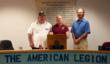 Seth C Bowles, 4th District Commander American Legion Department in Washington, David Gergen, Dr. Steve Marinkovich