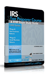 IRS Tax Preparer Course