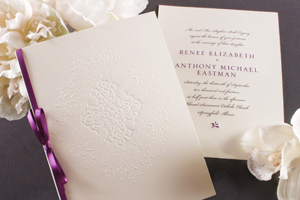 william arthur wins prestigious bride's choice award 2013, Wedding invitations