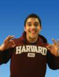 Jesse Sanchez was raised in City Heights by a single mother who earned less than $8,000 a year. In 2009 he received a full-ride to Harvard University.