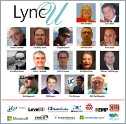 The Via Group Presents Lync U in The Woodlands Texas