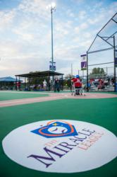 The Miracle League of North Alabama, Huntsville, Ala.