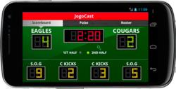 JogoCast Android Soccer App