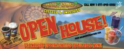 Maui Wowi Open House and Franchise &amp; Business Opportunities Expo