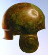 Chalcidian Helmet (side view)