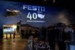 Air Penguin flys at Festo U.S. 40th anniversary celebration