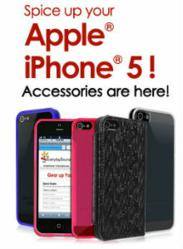 iPhone 5 Compatible Accessories EverydaySource.com