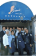 San Francisco Police Served as Scoma's Restaurant Waiters to Raise Funds for Make-A-Wish