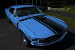 Boss 302 restored by Classic Restorations