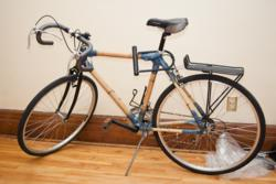 Bamboo Bikes in Montreal