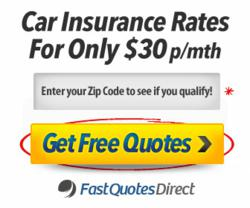 Cheap Auto Insurance Rates As Low As 30 Per Month Get Fast Quotes