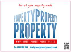 Property Property Property Logo