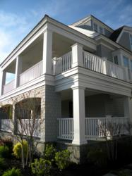 Railing System by INTEX Millwork Solutions