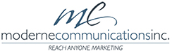 Moderne Communications Inc. Logo