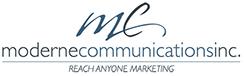 Moderne Communications Inc. Logo