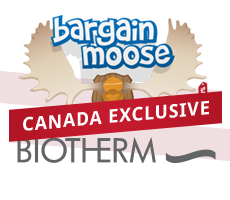 Biotherm & Bargainmoose Exclusive Coupon Code