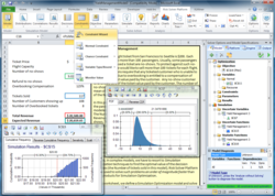 Risk Solver Platform Offers Advanced Optimization and Simulation in Microsoft Excel