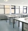 Clean, ambient classrooms conducive to learning