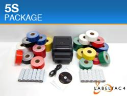 LabelTac 4 5S Labeling Package
