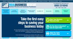 The New Real Business Rescue Website
