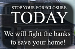 stop foreclosure in california