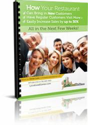 Free restaurant marketing report