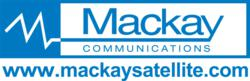 Mackay is a turnkey provider of communication solutions, offering satellite equipment and airtime service for marine, offshore and land-mobile industries.
