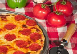 GfreeCuisine.com's Gluten-Free Pizza