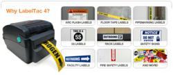 LabelTac 4 Printer and Labels
