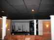 AcoustiTherm Ceiling Tiles in Black